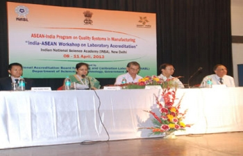 ASEAN-India Programme on Quality Systems in Manufacturing