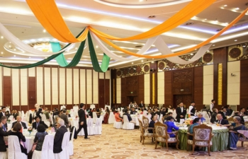 Reception Dinner of 67th Republic Day of India
