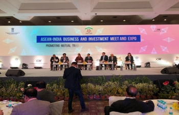ASEAN-India Commemorative Activities and Summit 2018, New Delhi
