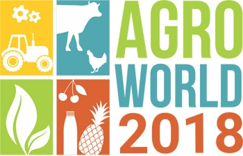 Agro World 2018 - India International Agro Trade and Technology Fair 2018 from October 25  27, 2018 at New Delhi