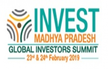 Global Investors Summit 2019 at Indore, Madhya Pradesh from February 23-24, 2019.