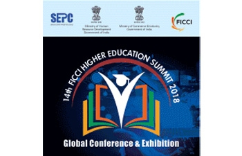 14th Higher Education Summit 2018 at New Delhi from October 31 ro November 1, 2018