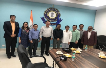 Visit of senior officers from Lao Customs Department to India from 18-22 March, 2019