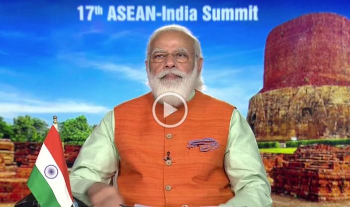 PM Shri Narendra Modi's address at the 17th ASEAN – India virtual Summit